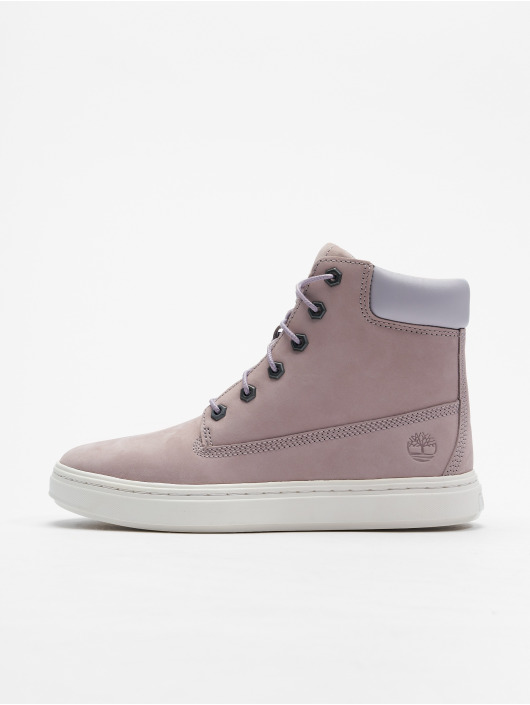 Timberland Vapaa-ajan kengät Londyn 6 Inch purpuranpunainen