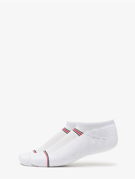 Tommy Hilfiger Dobotex Ponožky Iconic Sport 2P biela