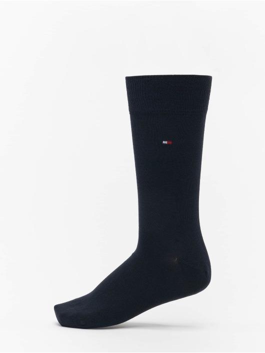 Tommy Hilfiger Dobotex Ponožky 2 Pack Classic modrá