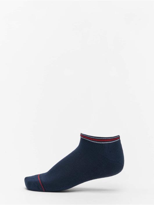 Tommy Hilfiger Dobotex Ponožky Iconic Sports 2P modrá