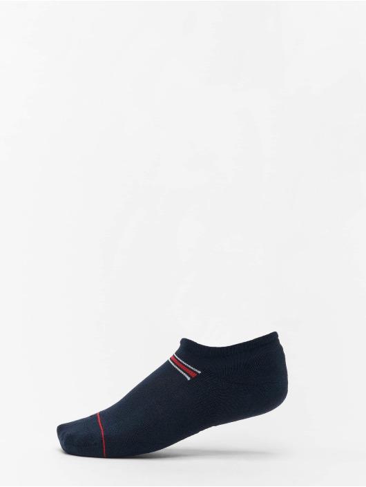 Tommy Hilfiger Dobotex Ponožky Iconic Sport 2P modrá