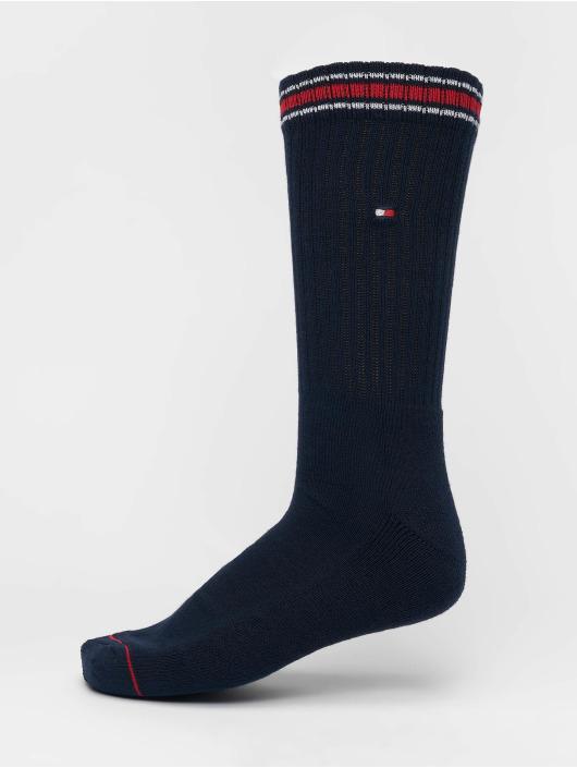Tommy Hilfiger Dobotex Socken Iconic Sports 2-Pack blau