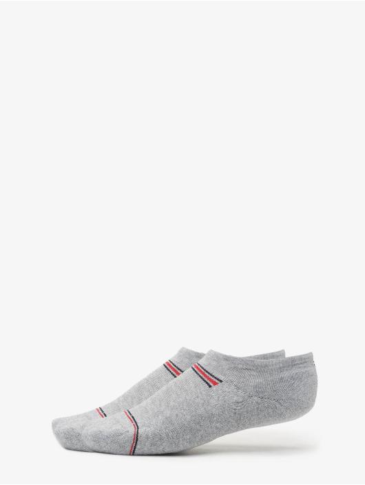 Tommy Hilfiger Dobotex Socken Iconic Sport 2P grau