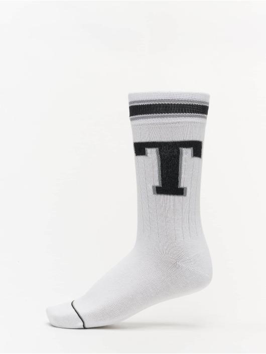Tommy Hilfiger Dobotex Socken Patch 2P weiß