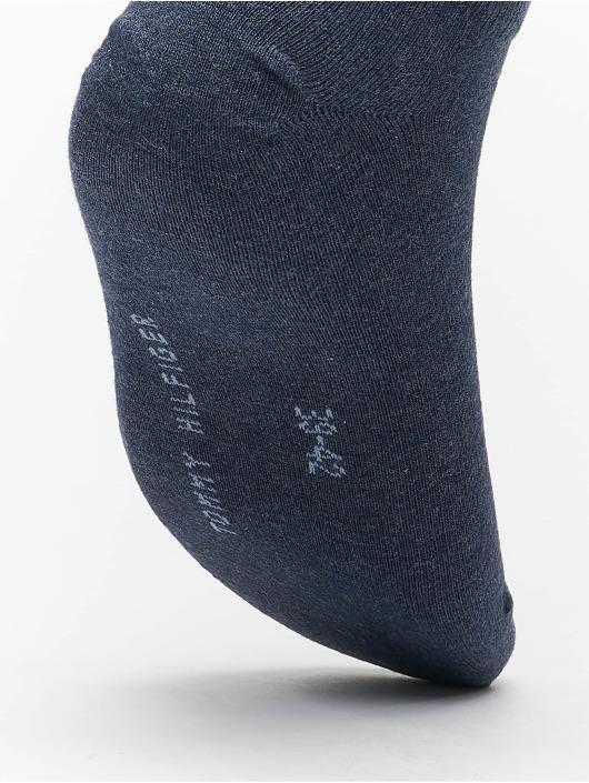 Tommy Hilfiger Dobotex Socks 2P blue