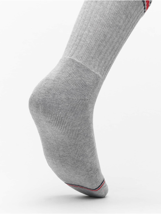 Tommy Hilfiger Dobotex Socks Iconic Sports 2P gray