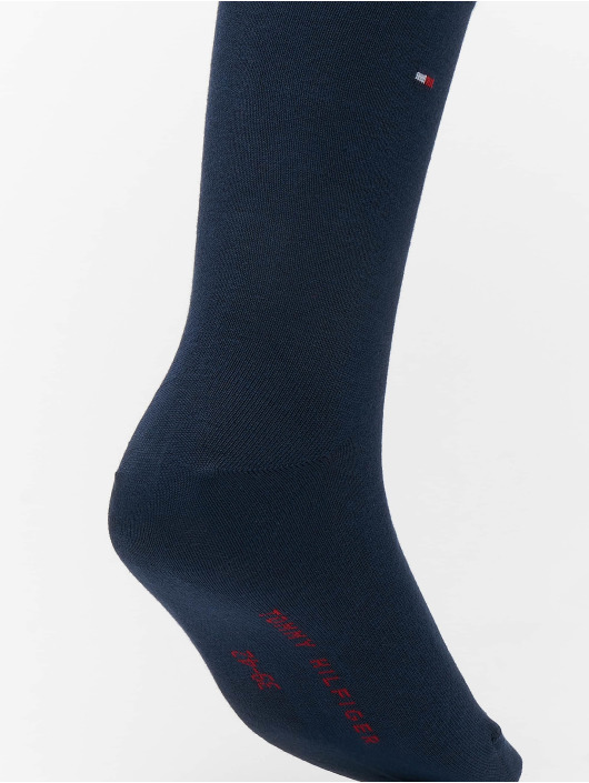 Tommy Hilfiger Dobotex Socks 2 Pack Classic red