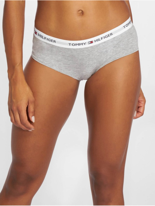 Tommy Hilfiger Lingerie Shorty Iconic gris