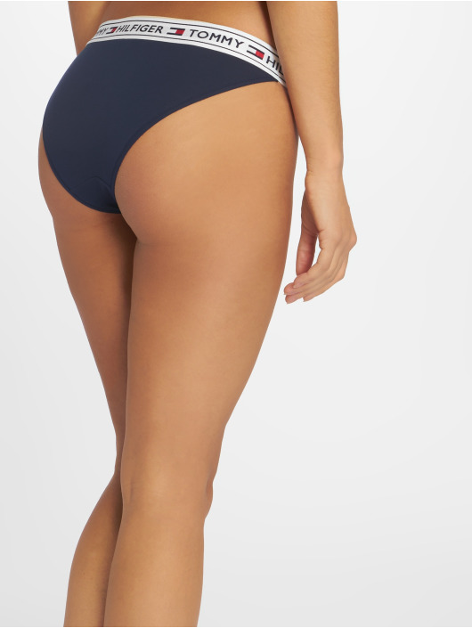 Tommy Hilfiger ondergoed Bikini blauw