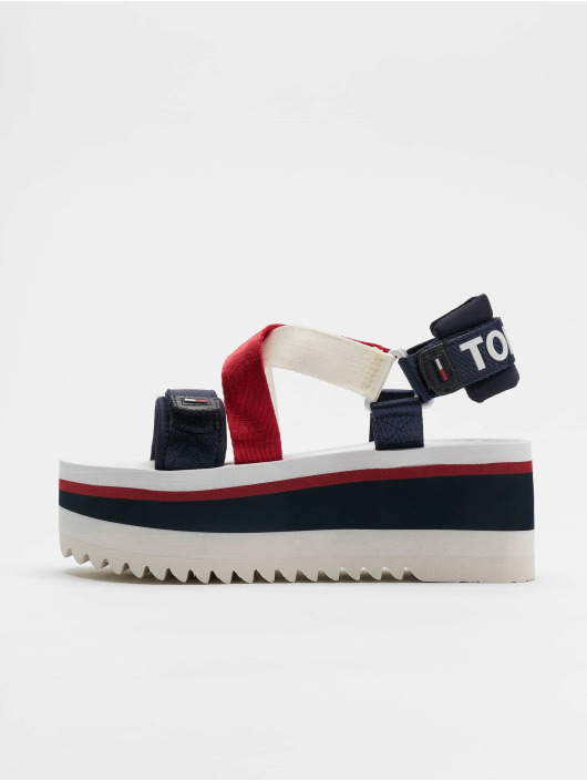 Tommy Jeans Badesko/sandaler Sporty Neoprene hvit