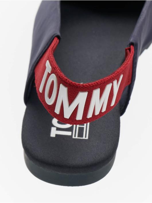 Tommy Jeans Ballerinas Sporty Sling Back blau
