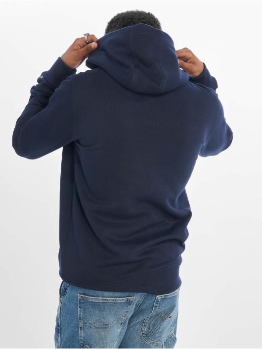 Tommy Jeans Bluzy z kapturem Essential Graphic niebieski