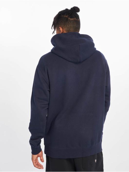 Tommy Jeans Bluzy z kapturem Graphic niebieski