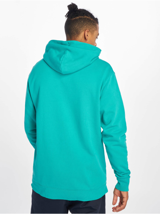 Tommy Jeans Bluzy z kapturem Classics zielony