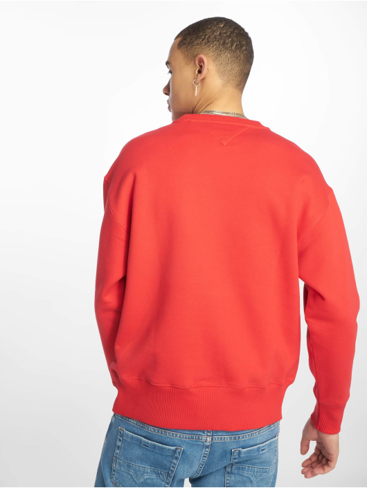 Tommy Jeans Gensre Clean Collegiate red