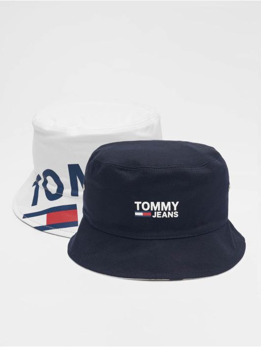 Tommy Jeans Hut Logo weiß