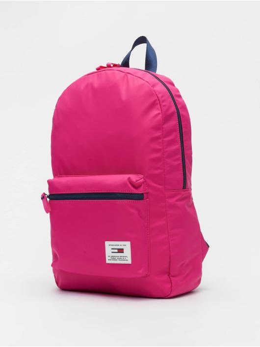 Tommy Jeans Plecaki Urban Tech pink