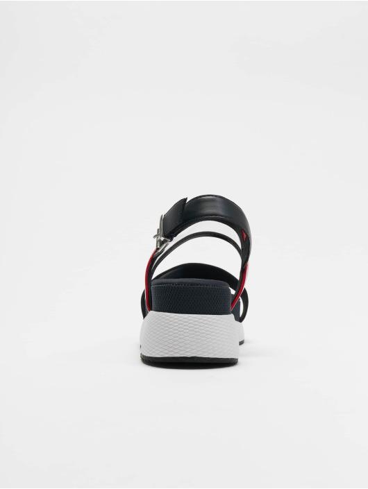 Tommy Jeans Sandalen Transparent Hybrid weiß