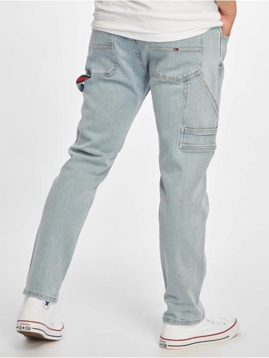 Tommy Jeans Straight Fit Jeans Tapered Carpenter TJ 2003 blå