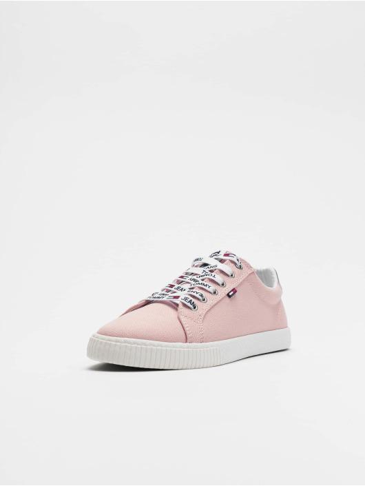Tommy Jeans Tøysko Casual rosa