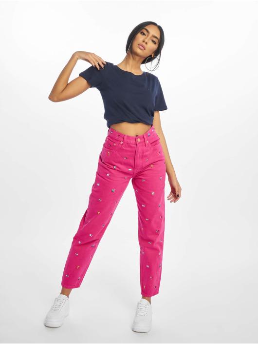 Tommy Jeans T-Shirt Soft Jersey blau