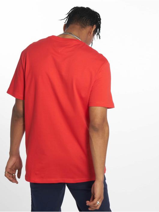 Tommy Jeans T-Shirty Classics czerwony