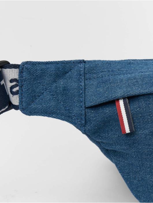 Tommy Jeans tas Logo Tape blauw