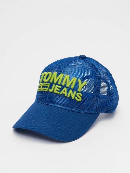 Tommy Jeans Trucker Cap Basic blau