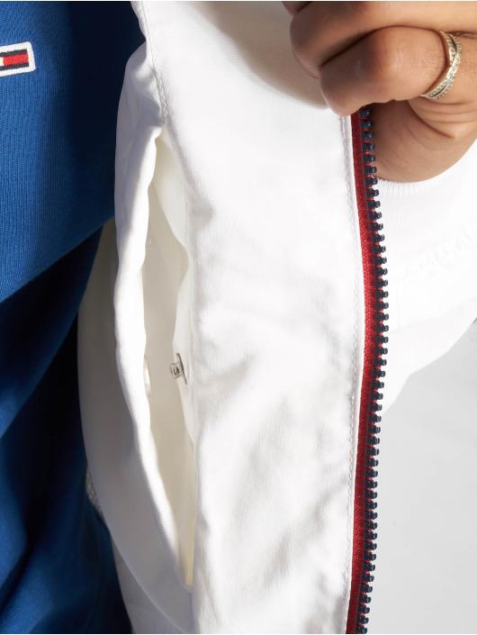 Tommy Jeans Übergangsjacke Essential Casual weiß