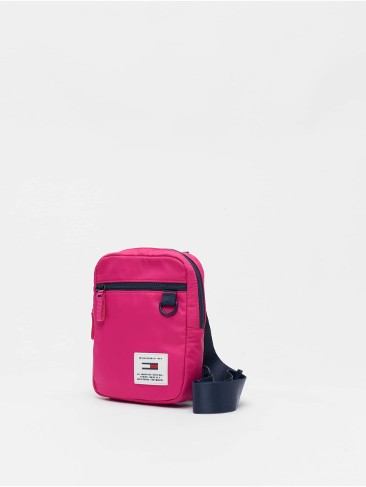 Tommy Jeans Väska Urban Tech Reporter rosa
