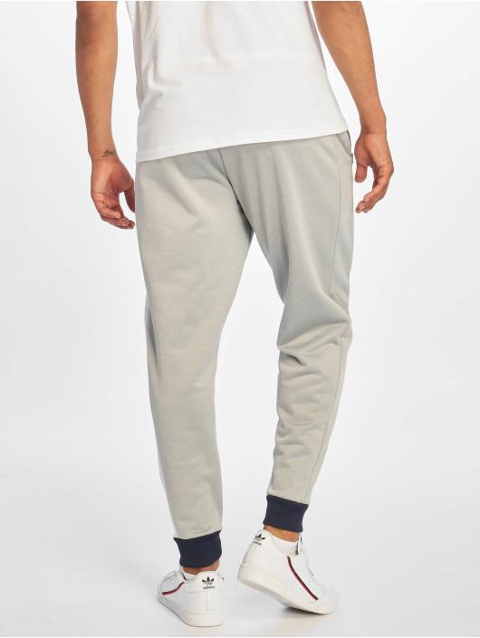 Tommy Sport Jogginghose With Leg Logo grau