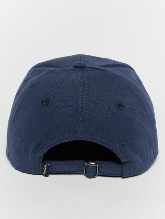 TrueSpin Snapback Caps Dolphins blå