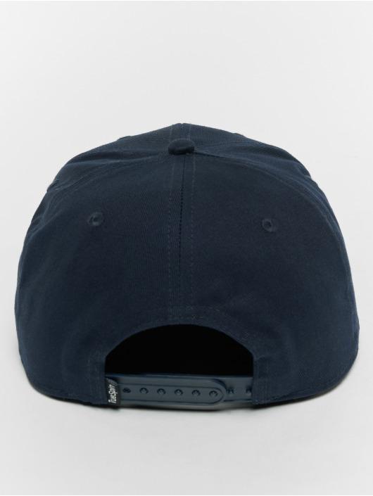 TrueSpin Snapback Caps Hip Hop blå