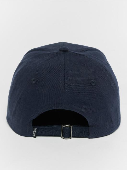 TrueSpin Snapback Caps Mate modrý
