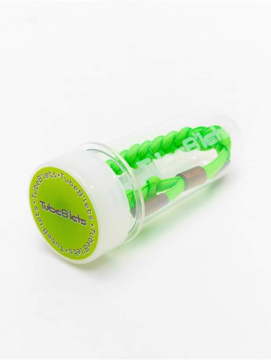 Tubelaces Náramky TubeBlet zelená