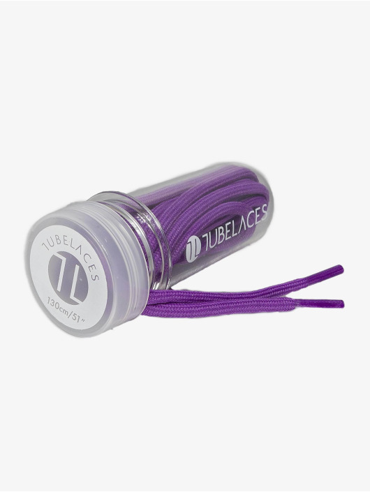 Tubelaces Schnürsenkel Rope Solid violet