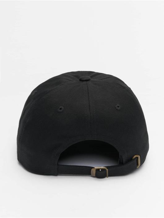TurnUP Snapback Caps Paris Dad Cap musta