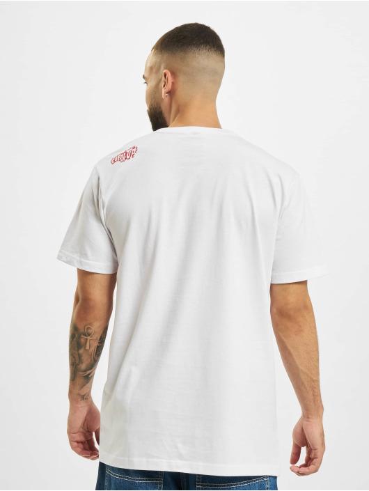 TurnUP T-paidat Paris AP valkoinen