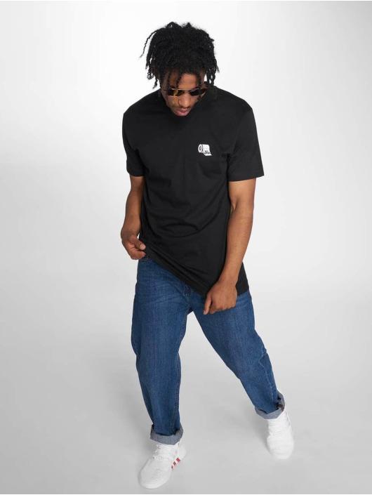 TurnUP T-Shirt Happens schwarz