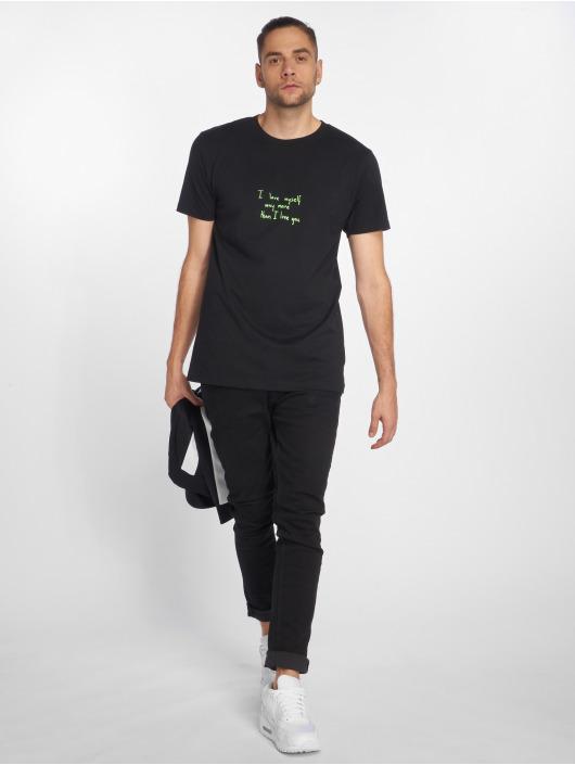 TurnUP T-Shirt Love Myself schwarz