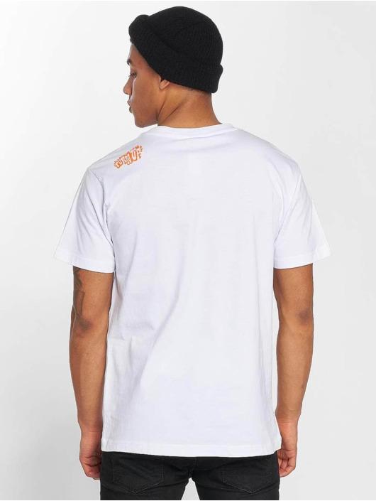 TurnUP T-Shirt Bun DEM weiß