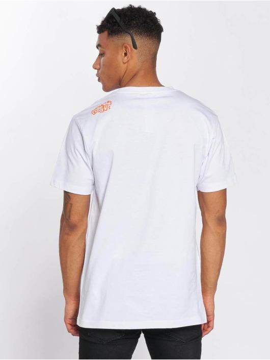 TurnUP T-Shirt Calabasas weiß