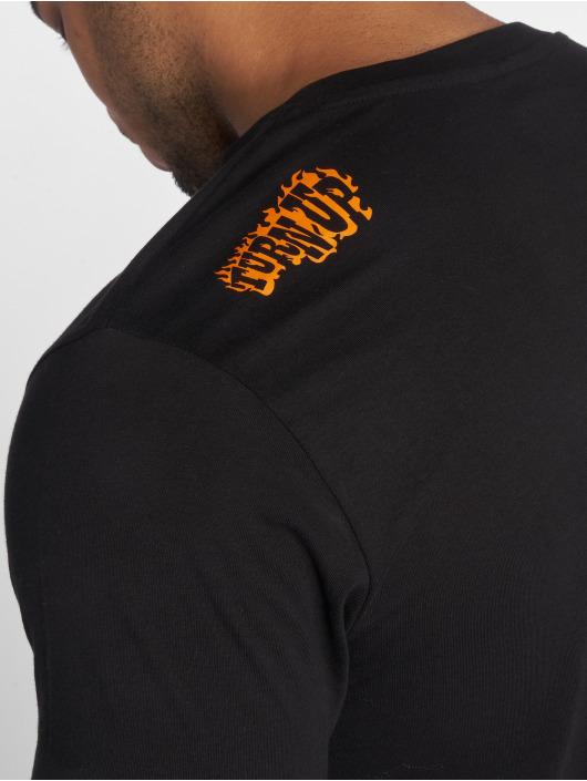 TurnUP T-Shirty Not Hot czarny