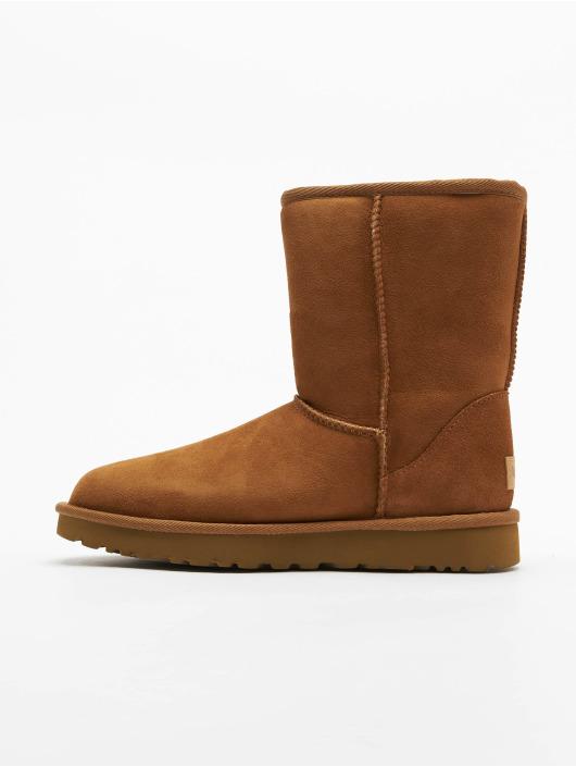 UGG Ботинки Classic Short II коричневый