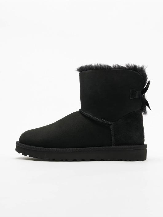 UGG Ботинки Mini Bailey Bow II черный