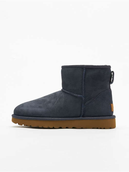 UGG Boots Classic Mini II blu