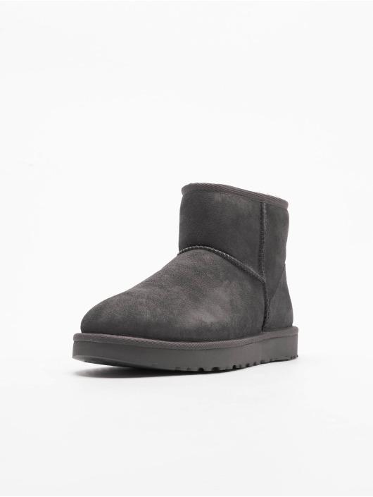 UGG Boots Classic Mini II grau