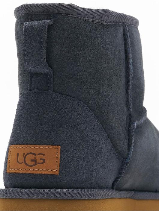 UGG Chaussures montantes Classic Mini II bleu