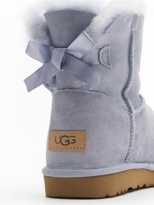 UGG Kängor Mini Bailey Bow II blå