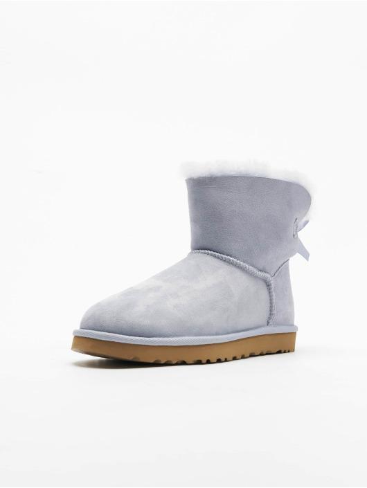 UGG Støvler Mini Bailey Bow II blå